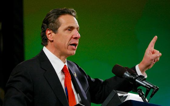 Cuomo to Conservatives: Leave New York
