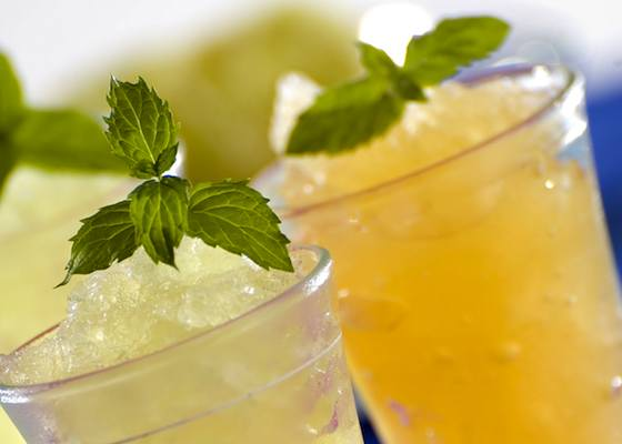 Granitas - Desserts For a Hot Summer's Day