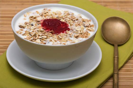 Granola Can Add Important Nutrients to Your Diet