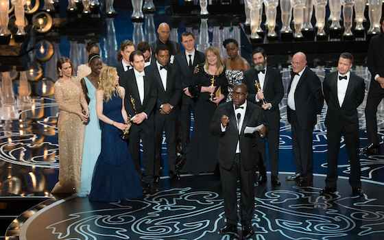 Gravity and 12 Years a Slave Dominate 2014 Oscars