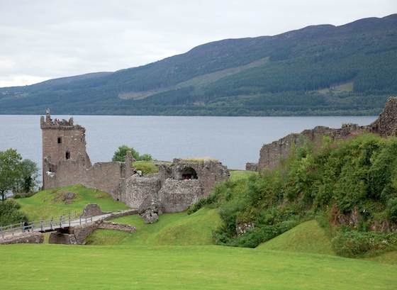 O'er the Ramparts: Castles in Great Britain