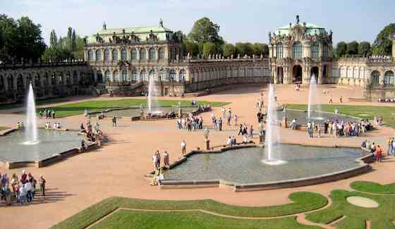 Great Sights in Dresden Germany