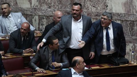 Greece's Golden Dawn: Fascists at the Gate