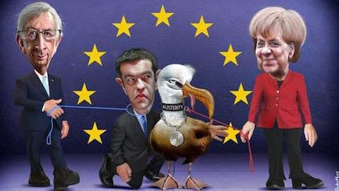 How Greece's Creditors Trounced Syriza