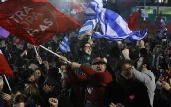 Greece Rejects EU Austerity
