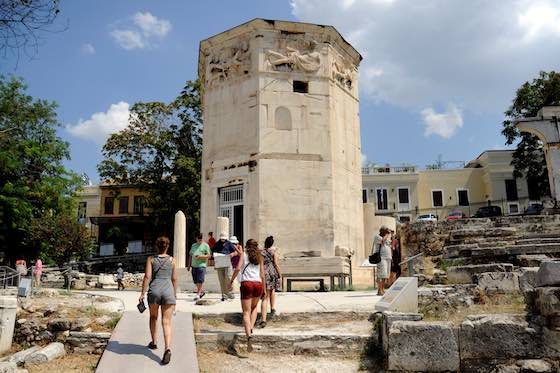 Ancient Greece's Restored Tower of Winds Keeps Its Secrets