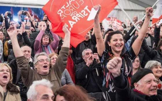 Syriza: The Greek Earthquake