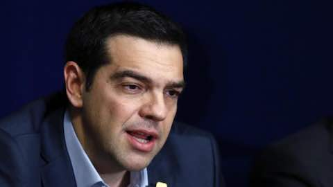 Tsipras Sketches Out Path for Greece