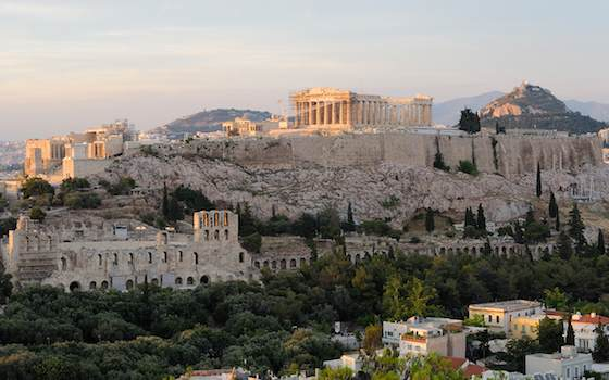 Why Greeks are Leaving Athens for the Good Life
