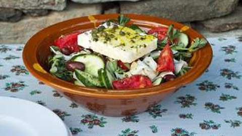 Greek Salad: Simplicity at its Best