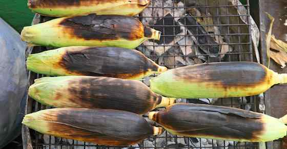 Grilled Corn Seriously Simple Recipe