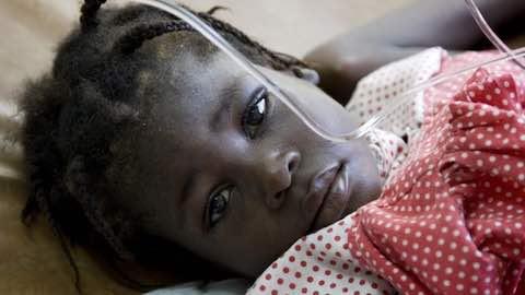 Haiti's Cholera Epidemic