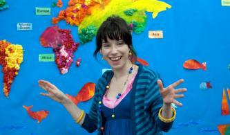 Sally Hawkins stars in Happy-Go-Lucky