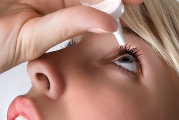 Eye drops that get the red out do so by constricting blood vessels in the eye. These vessels can become insensitive if drops are applied too often