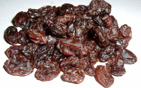 Raisins Raise The Bar on Nutrition