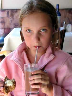 At What Age Can Babies Drink Chocolate Milk