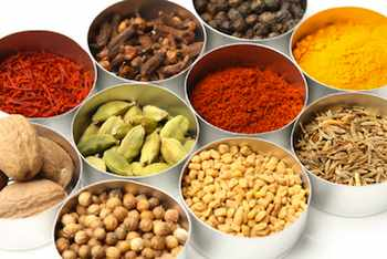 Using many common spices, you can create flavorful dishes with no added salt
