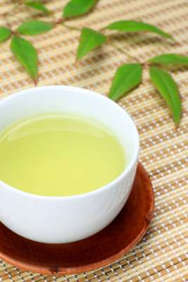 Green tea reportedly contains the highest concentration of polyphenols, a group of powerful antioxidants