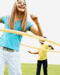 Shape up With Family-friendly Fitness
