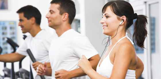 Holiday Workouts: Try Interval Training