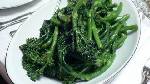 Broccoli Rabe: Broccoli's Bolder Cousin  Recipe