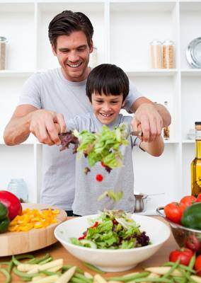 Before embarking on a diet or menu change, discuss it with your family. Explain your goals and seek their support.