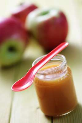 It's not necessary to add anything to enhance the flavor when you use fresh, natural ingredients to make your baby food.