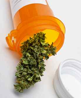 Currently, marijuana is categorized as a controlled substance, yet 14 states and the District of Columbia allow patients to use it for medical purposes
