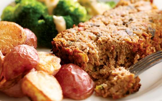 A Healthier and More Delicious Meatloaf Recipe