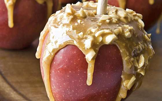 Healthy Caramel Apples Recipe
