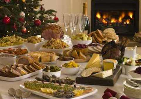 Healthy Eating - Enjoy the Holidays Without Piling on the Pounds