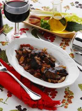 Healthy Eating - Looking for the Mark of the Mediterranean Diet
