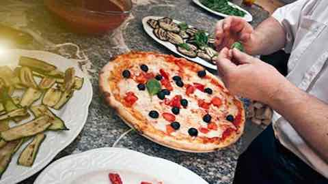 6 Healthy Pizza Recipes Recipe