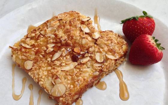 Heavenly French Toast  Recipe