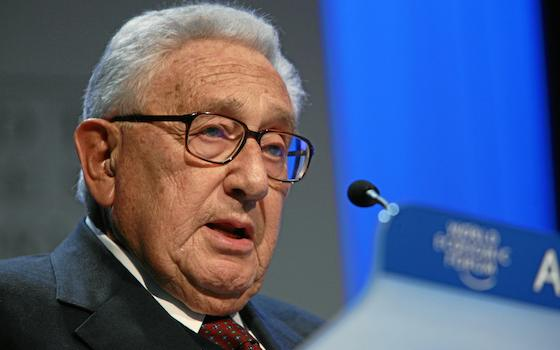 Kissinger on World Order