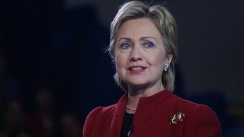 Hillary Clinton's Major Foreign Policy Address Was Anything But