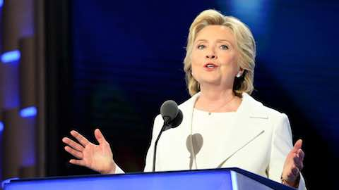 Hillary Clinton Releases Her Tax Returns