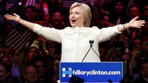 Hillary Clinton Secures Democratic Nomination