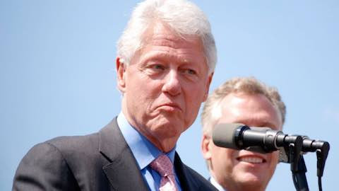 Hillary Wants to Bring Back Bill. She Shouldn't