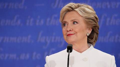 Clinton Wins All Three Debates