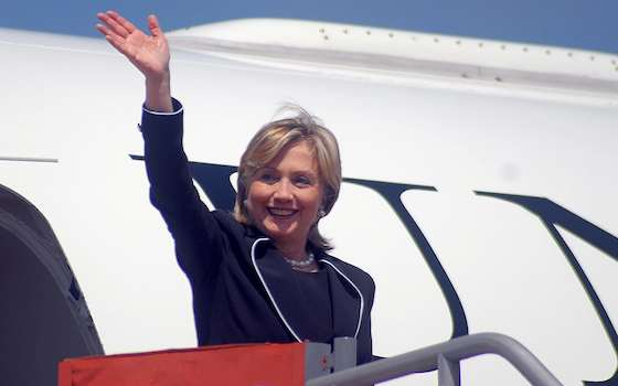 Hillary Clinton: Welcome to the New Normal