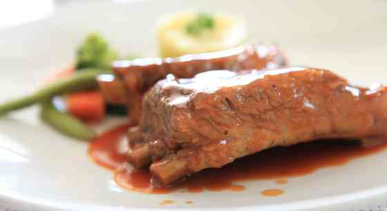 Hoisin Ginger Baby Back Ribs Recipe
