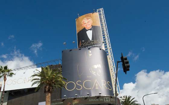 Hollywood Gets Ready for 2014 Oscars