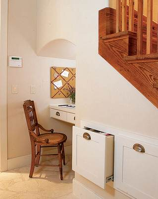Home Decor - What to Do With Nooks and Crannies