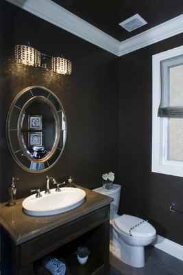 How to Perk Up Your Powder Room