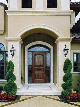 Because most people don't use their own front doors, it's easy to overlook maintenance or see the signs of wear and tear. With the holidays -- and holiday guests -- around the corner, now's the time to give your entrance the attention it needs