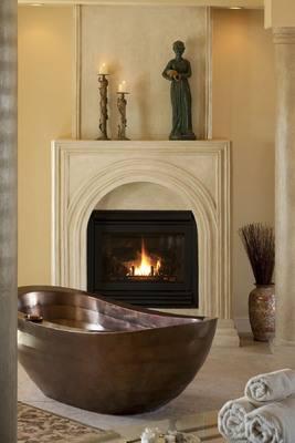 Home Decor Spa Like Setting For Your Bath Room