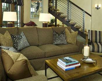 You can find bargains on good-quality couches to china cabinets through membership auction sites, pop up stores, even Goodwill