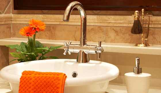 Enliven Your Home With Orange
