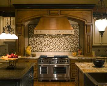 A professional range is a terrific investment, especially if you're a hard-core home chef. It will also add value to your home